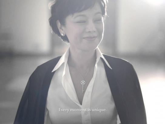Tiffany Keys Film Ad -  Unlock the possibilities, 2