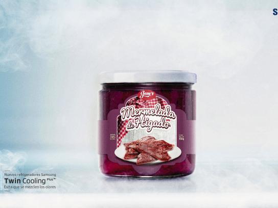 Samsung Print Ad - Marmalade
