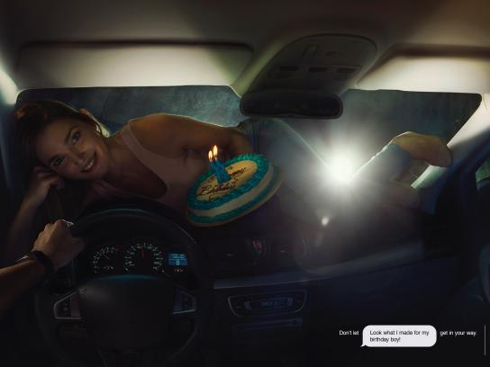 Yota Print Ad -  Girlfriend