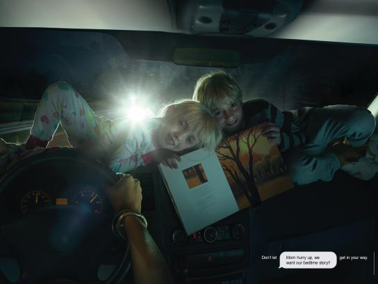 Yota Print Ad -  Kids