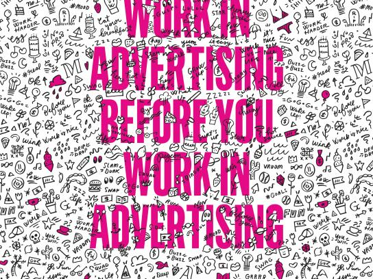 Miami Ad School Print Ad - Work