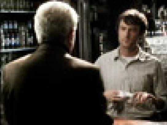 Miller Light Film Ad -  Bar