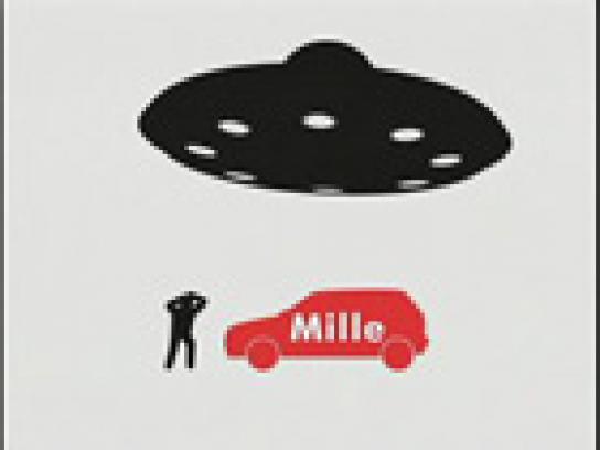 Fiat Film Ad -  Intergalactic