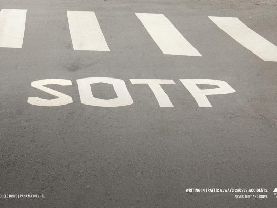 Mitsubishi Outdoor Ad - Sotp