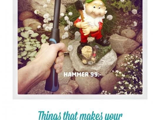 Mitticity Outdoor Ad -  Hammer