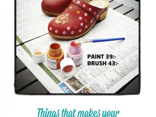 Mitticity Outdoor Ad -  Paint