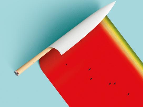 Miyabi Print Ad -  Long lasting sharpness, 2