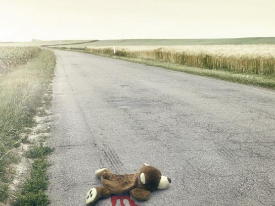 FEVR Print Ad -  Teddy