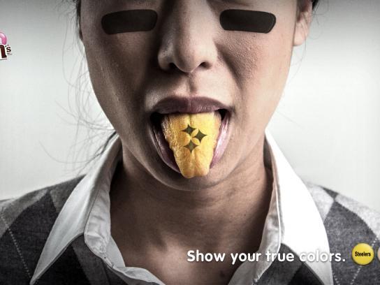 M&M's Outdoor Ad -  Tina