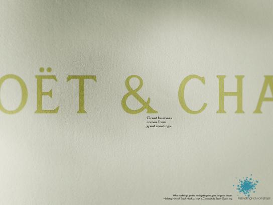 Marketing Network Brasil Print Ad -  Great meetings, 2