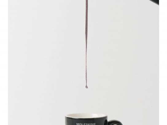 Moleskine Print Ad - Pour