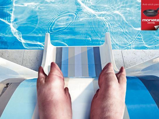 Moneta Print Ad -  Slide