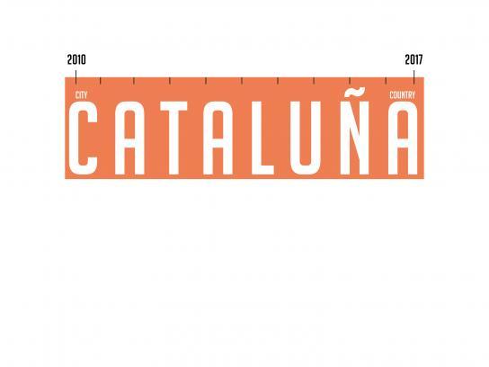 Monumental Print Ad - Monumental 7th Anniversary - Cataluña