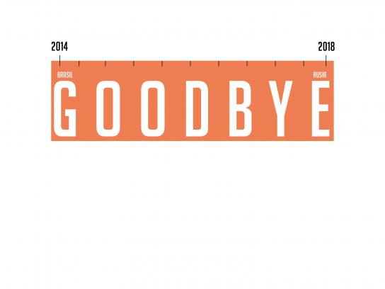 Monumental Print Ad - Monumental 7th Anniversary - Goodbye