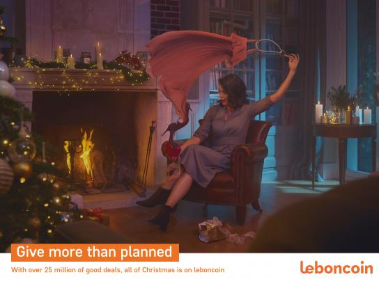 Leboncoin Print Ad - More Than Planned - The Mother