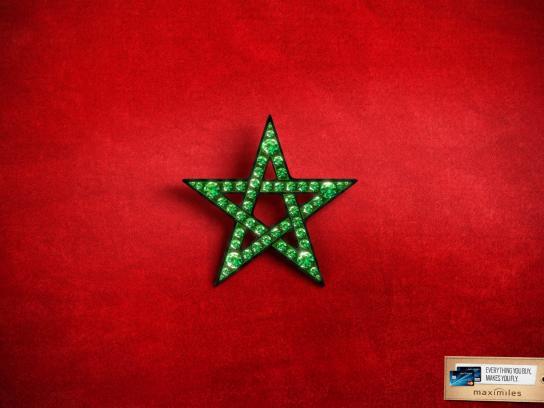 Maximiles Print Ad -  Morocco