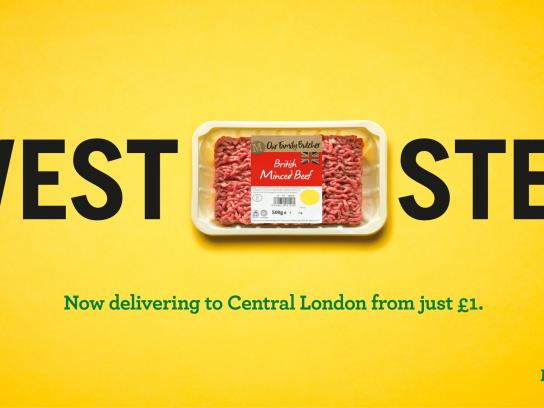 Morrisons Outdoor Ad -  Up your street, 2