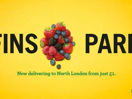 Morrisons Outdoor Ad -  Up your street, 3