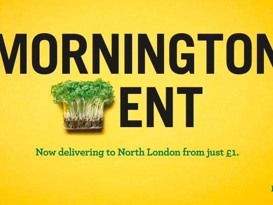 Morrisons Outdoor Ad -  Up your street, 4