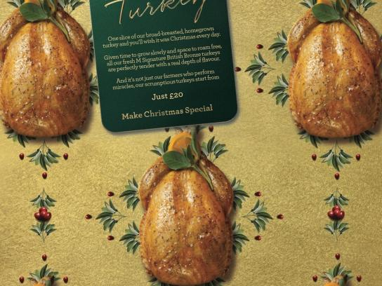 Morrisons Direct Ad -  Turkey