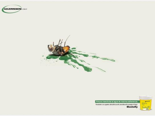 Aguerrebere Print Ad -  Fruit fly
