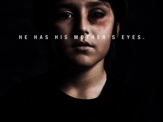 Amnesty International Print Ad -  Eyes