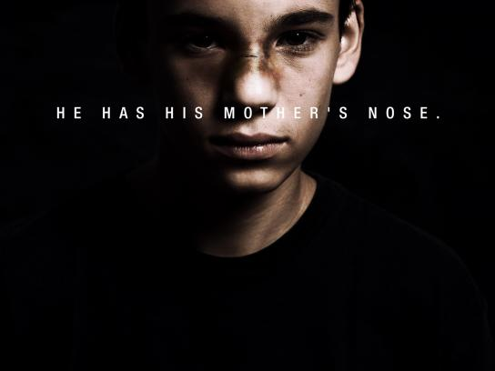 Amnesty International Print Ad -  Nose