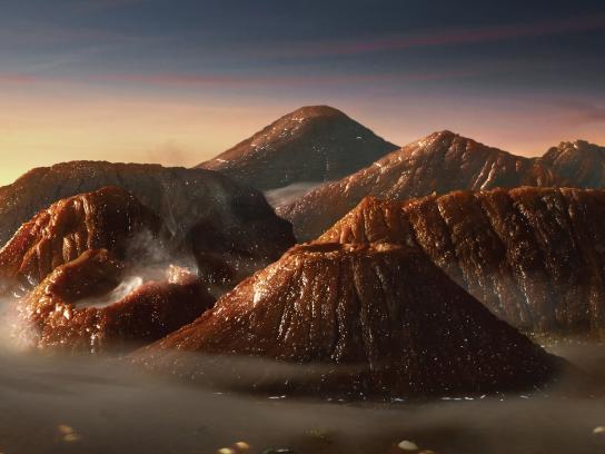 Bango Print Ad - Mountain