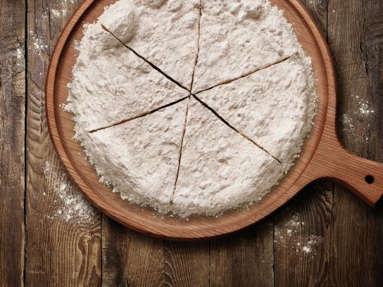Molino Rossetto Print Ad - Pizza