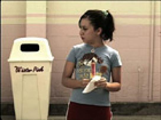 MTV Film Ad -  Model