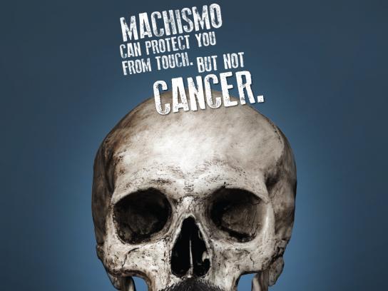 Hospital Santa Efigênia Print Ad - Mustache, 1