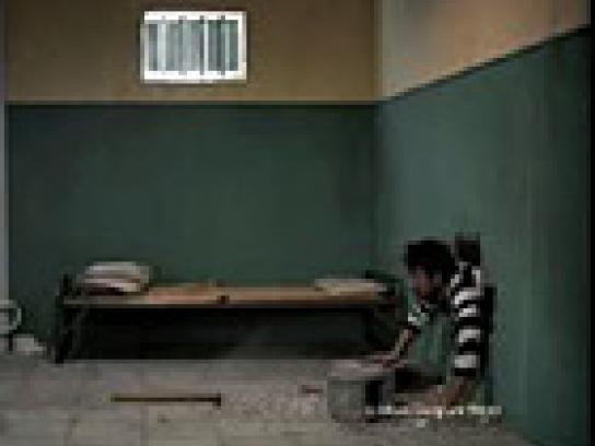 Snickers Film Ad -  Prison Break, 3
