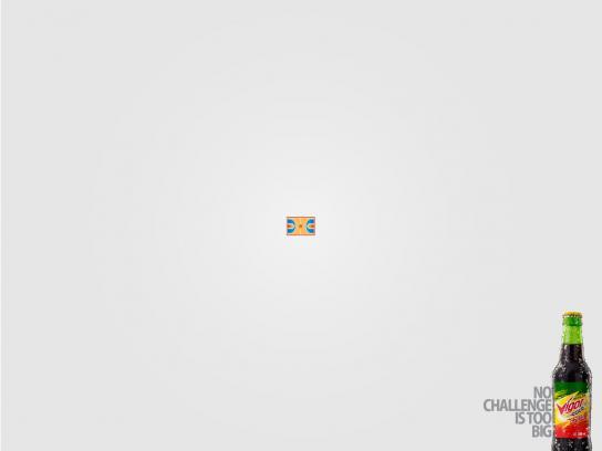 Malta Vigor Print Ad -  Games, 2