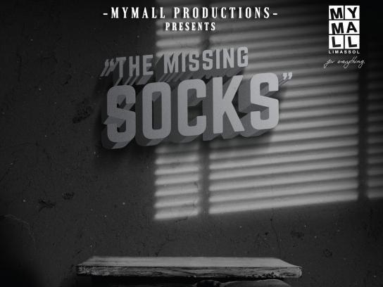 MYMALL Print Ad - The Missing Socks