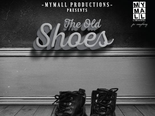 MYMALL Print Ad - The Old Shoes