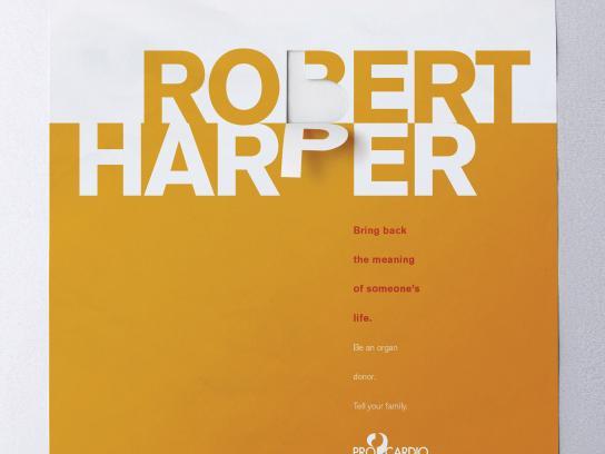 ProCardio Print Ad - Robert Harper