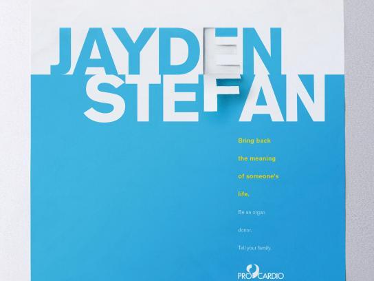 ProCardio Print Ad - Jayden Stefan