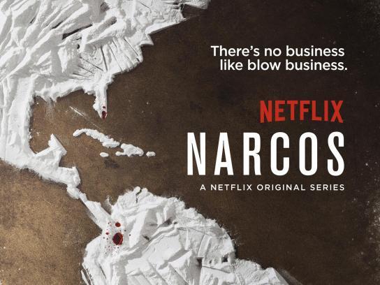 Netflix Print Ad - Narcos