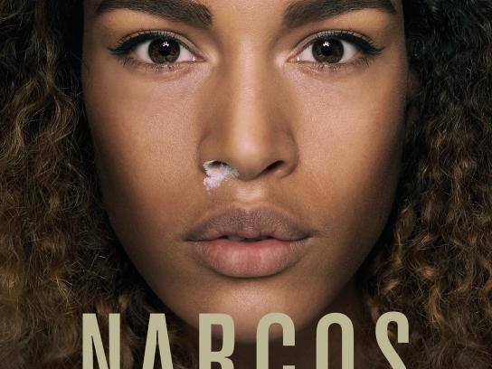 Narcos Print Ad - Drug, 2