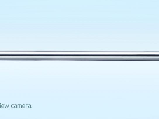 Hyundai Print Ad -  Needle