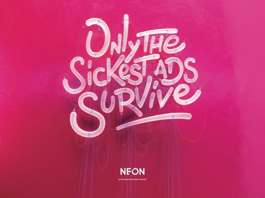 NEON Print Ad - Sickest