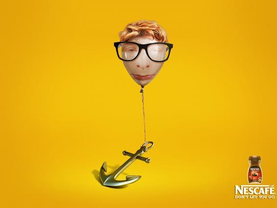 Nescafe Print Ad -  Anchor