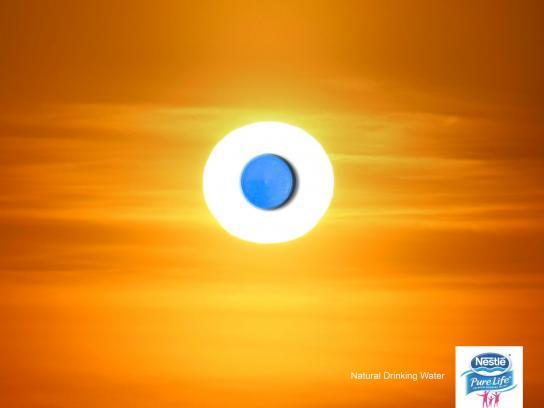 Nestle Print Ad -  Sun