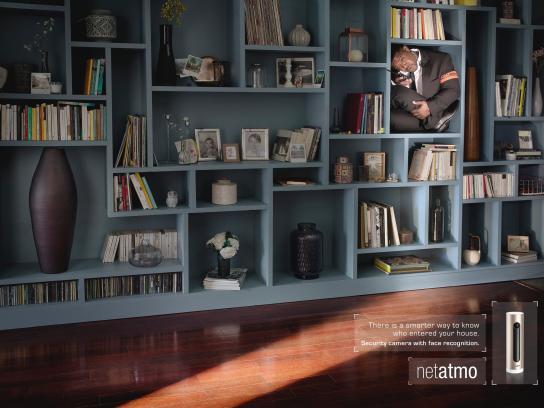 Netatmo Print Ad - Welcome