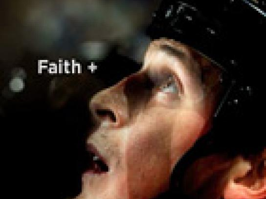 NFL Film Ad -  Faith