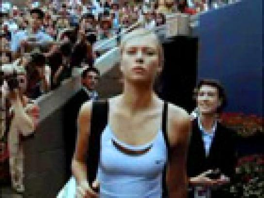 Pretty, Maria Sharapova