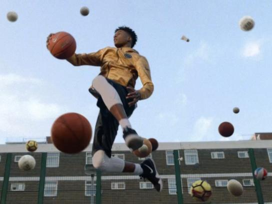 Nike Film Ad - LDNR