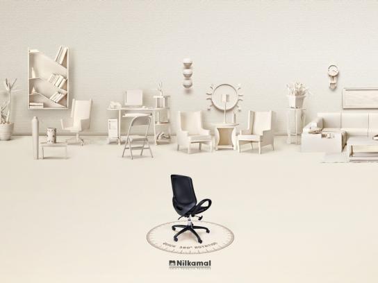 Nilkamal Print Ad -  Home