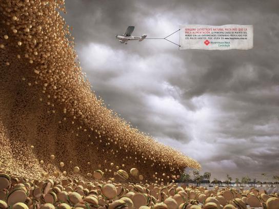 Nisa Hospital Print Ad -  Tsunami