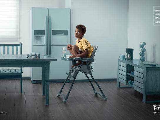 Aldeia Nissi Print Ad -  Too late, 3